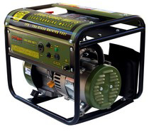 2001-2003 Honda Civic Buffalo Tools 2000 Watt Lp Generator