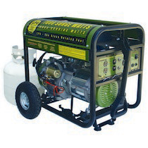 1997-2001 Cadillac Catera Buffalo Tools 7,000 W Generator  Lp Gas