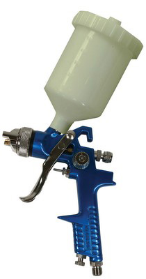 2008-9999 Smart Fortwo Buffalo Tools Gravity Fed Spray Gun