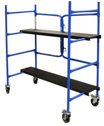 1954-1958 Plymouth Plaza Buffalo Tools 4' Roll & Fold Mini Scaffold