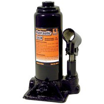 1964-1970 Plymouth Belvedere Buffalo Tools 4 Ton Hydraulic Bottle Jack