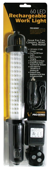 1962-1962 Dodge Dart Buffalo Tools 60 Led Work Light