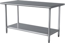 "2000-9999 Ford Excursion Buffalo Tools 24"" X 49"" Stainless Work Table"