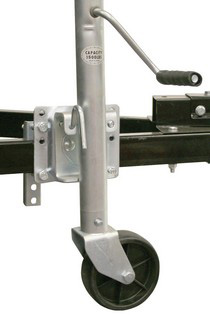 1987-1990 Mercury Capri Buffalo Tools 1500 Lb Trailer Jack