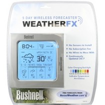 2008-9999 Ford Escape Bushnell Outdoor 5-Day Wireless Forecaster Weather FX