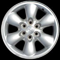 Dodge Dakota Factory Wheels at Andy's Auto Sport