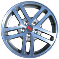 What is the bolt pattern for a 2000 Chevy cavalier