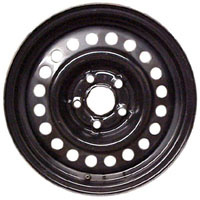 89-94 Pontiac Sunbird, 89-96 Chevrolet Beretta, 89-96 Chevrolet Corsica, 89-98 Pontiac Grand Am, 90-98 Buick Skylark, 92-04 Chevrolet Cavalier, 92-95 Oldsmobile Achieva, 95-04 Pontiac Sunfire Capital Factory Wheel - 14x6, 5-lug, 100mm bolt pattern Steel Wheel