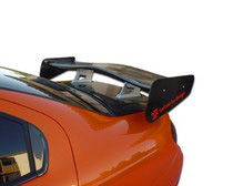"2001-2003 Honda Civic Carbon By Design Carbon Fiber Wings - AF60 60"" Airfoil"