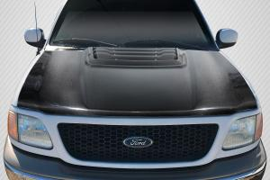 Ford F150 Carbon Fiber Hoods at Andy's Auto Sport
