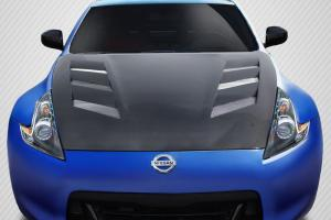 Nissan 370z Carbon Fiber Hoods at Andy's Auto Sport