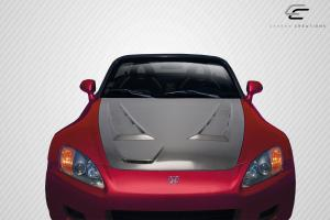 Carbon Fiber Hoods for Honda S2000 at Andy's Auto Sport