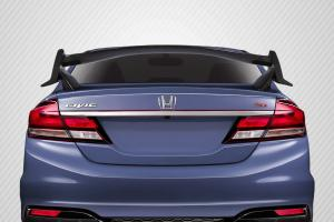 Carbon Fiber Wings For Honda Civic At Andy S Auto Sport