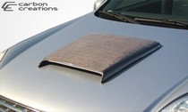 2001-2003 Mazda Protege Carbon Creations Ram Air Scoop 1
