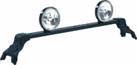 2003-2009 Toyota 4Runner CARR Light Bars - Deluxe (Black)