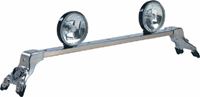 2003-2009 Toyota 4Runner CARR Light Bars - Deluxe (Polish)