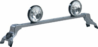 2003-2009 Toyota 4Runner CARR Light Bars - Deluxe (Titanium)