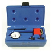 "1993-1997 Toyota Supra Central Tools 1.00"" 0-100mm Range Dial indicator Set"