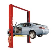 2013-9999 Scion FR-S Challenger Lifts 10,000 lb. Capacity Versymmetric Two Post Lift