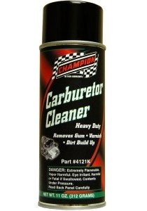 2008-9999 Audi S5 Champion Carburetor Cleaner - 11 oz.