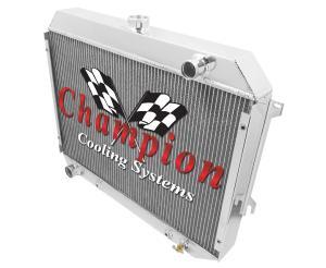 FOR 08-19 DODGE CHARGER CHALLENGER CHRYSLER 300 ALUMINUM CORE RADIATOR DPI 13158