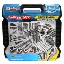 2008-9999 Smart Fortwo Channellock 171 Piece Mechanic's Tool Set