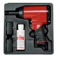 "1993-1997 Mazda Mx-6 Chicago Pneumatic 1/2"" Super Duty Impact Wrench Kit With 2"" Extended Anvil"