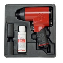 "1991-1996 Ford Escort Chicago Pneumatic 1/2"" Drive Air Impact Wrench Kit"