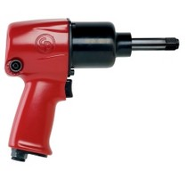 "1996-1999 Audi A4 Chicago Pneumatic 1/2"" Drive Heavy Duty Air Impact Wrench With 2"" Extended Anvil"