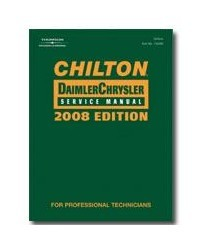 2006-9999 Mercury Mountaineer Chiltons Book Company Chilton Chrysler 2008 Service Manual