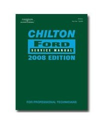 1993-2002 Ford Econoline Chiltons Book Company Chilton 2008 Ford Service Manual