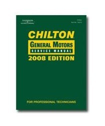 2004-2006 Chevrolet Colorado Chiltons Book Company Chilton 2008 General Motors Service Manual