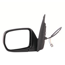 Mirror Glass Replacement Full Adhesive For 97-06 Honda Cr-V Driver Side