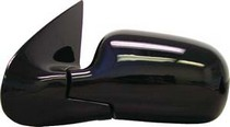 Venture Burco 4035 Left Side Mirror Glass for Buick Terraza Chevy Uplander