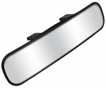 "1997-2002 Mitsubishi Mirage CIPA Panoramic 12"" Rearview Mirror (Clip-On Style)"