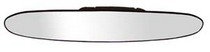 "2002-2006 Mini Cooper CIPA Panoramic 18"" Rearview Mirror (Clip-On Style)"
