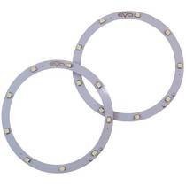"1999-9999 Saab 9-5 CIPA LED Evo Eyes 3.5"" (9 cm) (Ultra White)"