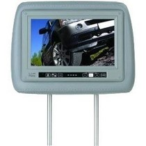 "2005-9999 Mercury Mariner Clarion Universal Headrest With Pre-Installed 9.2"" Widescreen TFT Monitor (Gray)"