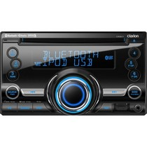 1984-1986 Ford Mustang Clarion 2-Din Bluetooth CD/USB/MP3/WMA Receiver