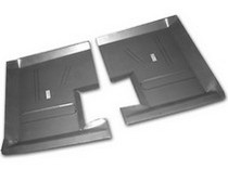 LH Classic 2 Current Fabrication Floor Pan compatible with 1960-1965 Ford Falcon Front Toe Board