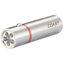 1974-1976 Mercury Cougar Coast A20 Stainless Steel 6 Chip Flashlight