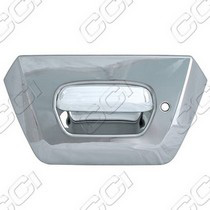 2002-2006 Chevrolet Avalanche Coast to Coast Tail Gate Handle - Chrome (2-Piece)