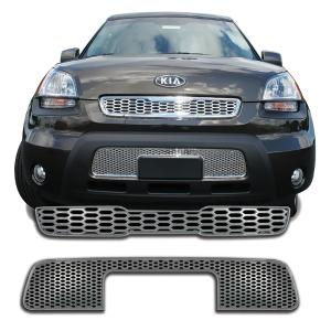 Paint, Body & Trim Grilles Carriage Works 44582 Lower Grille