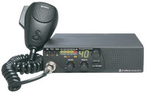 2002-2006 Mini Cooper Cobra Mobile Cb Radio - 18 WX ST II with SoundTracker® and NOAA Weather