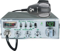 2002-2006 Mini Cooper Cobra Mobile Cb Radio - 25 NW LTD Classic with NightWatch® Display