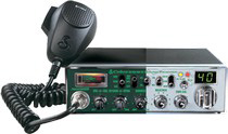 1972-1980 Dodge D-Series Cobra Mobile Cb Radio - 29 WX NW ST Classic CB with NOAA Weather and NightWatch®