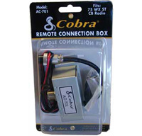 All Jeeps (Universal), Universal Cobra Cb Radio Accessory - AC 701- Junction Box for 75WXST