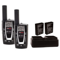 1991-1993 GMC Sonoma Cobra Two-Ways Radio - microTALK® CXR800 27-Mile Radio With Weather