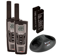 1995-1999 Dodge Neon Cobra Two-Ways Radio - microTALK® CXR900 30-Mile Radio with Weather