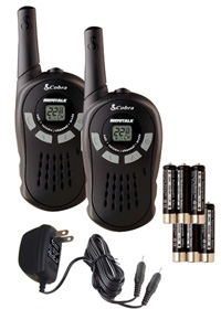 1995-1999 Dodge Neon Cobra Two-Ways Radio - microTALK® CXT85 16-Mile Radio